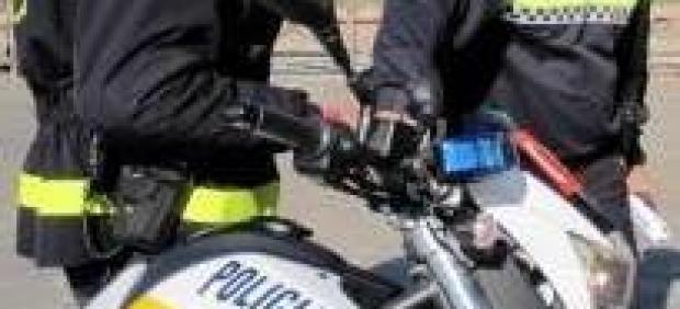 Policía Local en La Línea