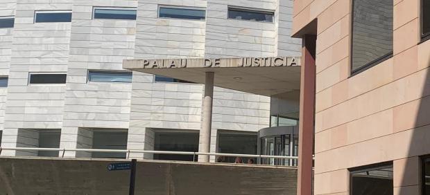 Fachada de los juzgados de Lleida