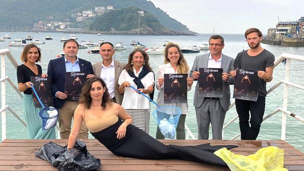 Presentación del proyecto transfronterizo Sirenas.