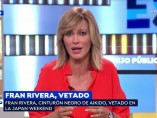 Susanna Griso llama borrachuzos a algunos usuarios de las redes sociales en 'Espejo público'