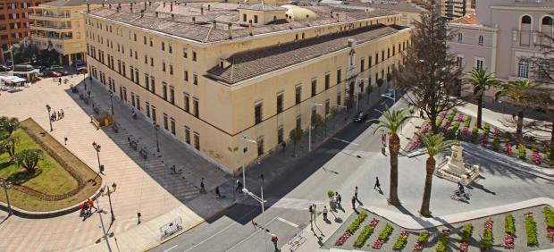 HOSPITAL PROVINCIAL PLAZA MINAYO SAN ATON GABINETE DE PRENSA DIPUTACION DE BADAJ