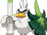 Sirfetch'd, forma Galar del Pokémon Farfetch'd