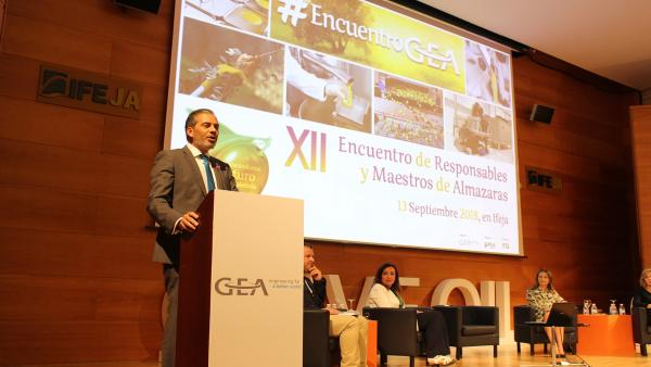 Imagen de la anterior edición del Encuentro de Responsables y Maestros de Almazara.