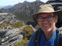 Neil Parker, el excursionista accidentado