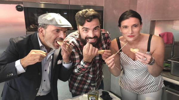 Presentación del evento 'Santander foodie'