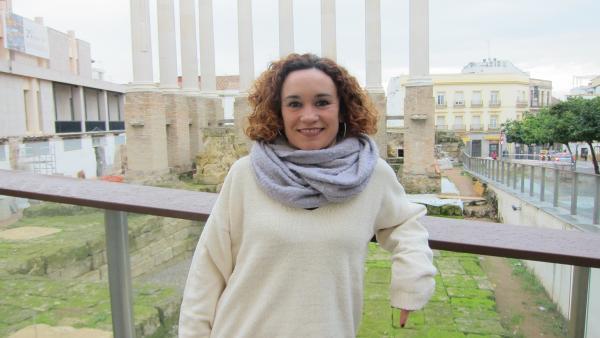 La parlamentaria andaluza por Córdoba de Adelante Andalucía Ana Naranjo