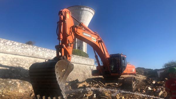 Riaumbría inicia las obras del residencial William Martin en Punta Umbría,