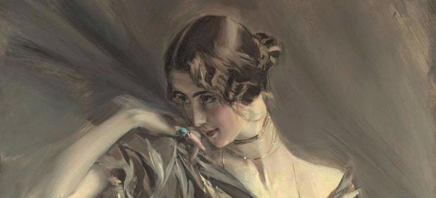 Giovanni Boldini. Cléo de Mérode, 1901