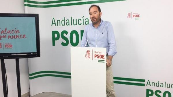 Huelva.-El PSOE valora que tras 'siete años de olvido' el PP se sume a la manifestación del día 15