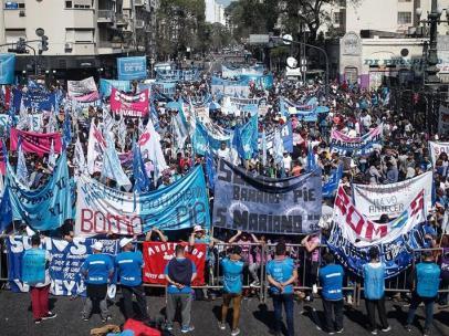 Emergencia alimentaria en Argentina