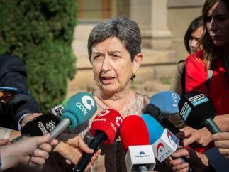 La delegada del Gobierno en Catalunya, Teresa Cunillera, en una imagen de archivo
