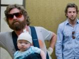 Zach Galifianakis y Bradley Cooper