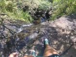 Caída de una cascada