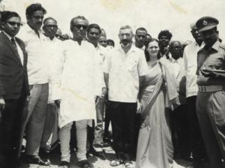 1969 - Vicente Ferrer llega a Anantapur