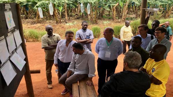 Representantes de Asprocan participan como invitados-observadores en las Jornadas de la Banana de África, Caribe y Pacífico celebradas esta semana en Costa de Marfil