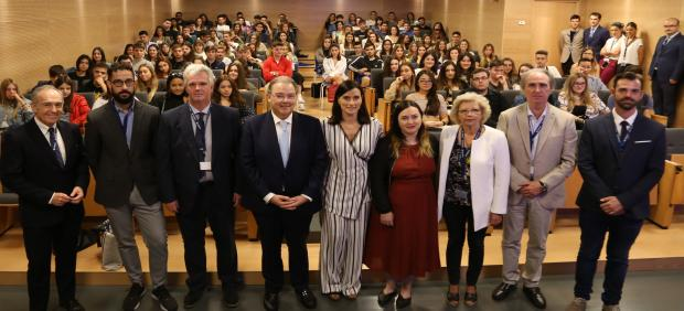 Inauguración del curso en CESINE