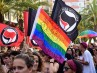 Manifestación por el día del Orgullo Gay en Alicante