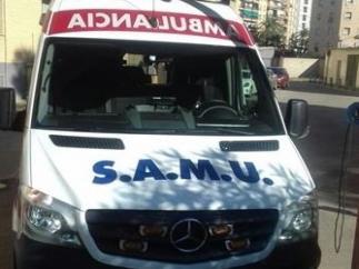 Imatge d'arxiu d'un SAMU