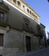 Palacio de Vela de los Cobos de Úbeda