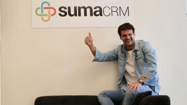Tomás Santoro, cofundador de SumaCRM