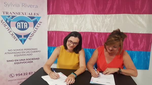 Fampa y ATA-Sylvia Rivera firman un convenio
