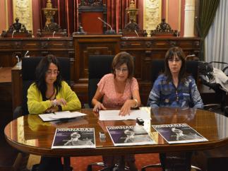El Ayuntamiento y el Campus de Ourense organizan unas jornadas para sensibilizar contra la Explotación Sexual.