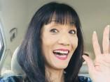 La actriz y presentadora Suzanne Whang