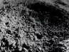 Primera imagen del raro material hallado en la cara oculta de la Luna