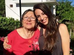 Emilia Boneva y Almudena Cid