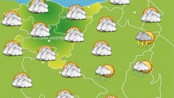 Previsiones meteorológicas para el 21 de septiembre en Euskadi