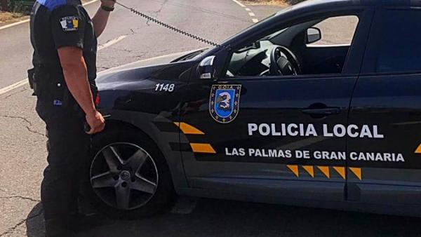 Agente de la Policía Local de Las Palmas de Gran Canaria