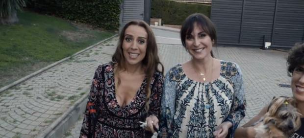 Mónica Naranjo y Ana Milán