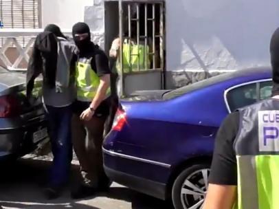 Detenido un miembro de Estado Islámico