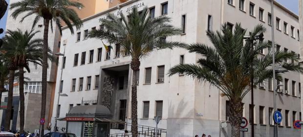 Audiencia Provincial de Almería, Palacio de Justicia