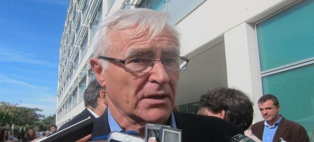 El alcalde de València, Joan Ribó.