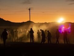 Un 'asalto' reconvertido en festival