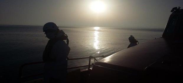 Operarios de Salvamento Marítimo