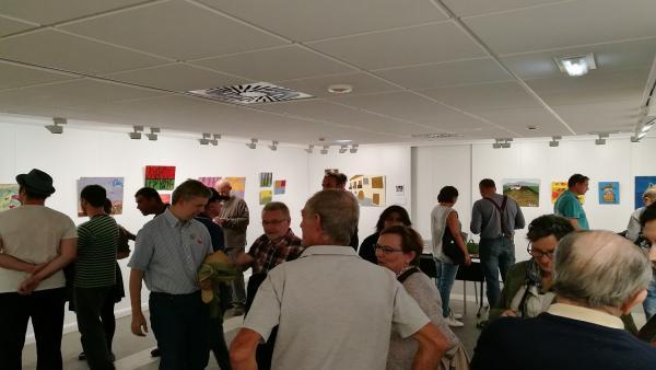 Fundación CAI inaugurará este lunes una exposición de pintura de Asapme Huesca.