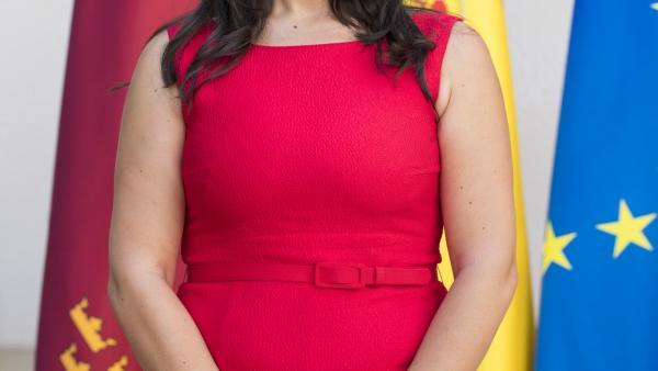 Elena Avilés Hernández, la hasta ahora secretaria general de la Consejería de Empleo, Investigación y Universidades