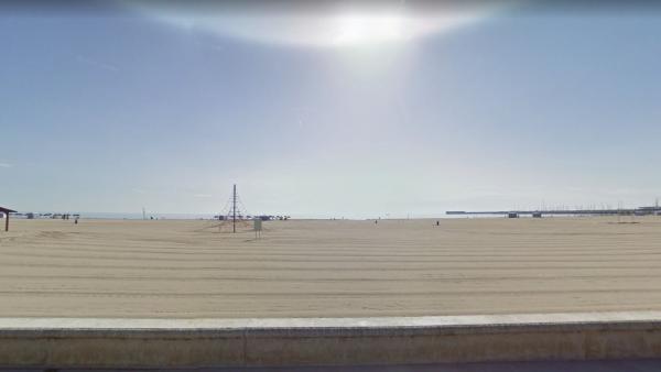 Playa del Cabanyal de València