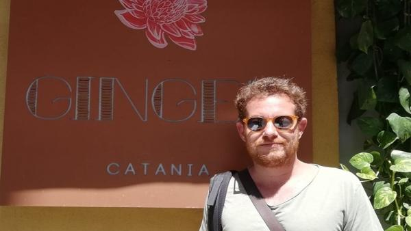 El poeta y redactor de la agencia Europa Press, Alberto Caride