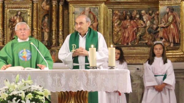 Juan Ramón Mateo, nuevo párroco de Fuenmayor