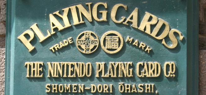 Nintendo, fundada en 1889