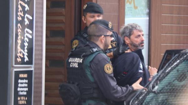 Resultado de imagen de detencion cdr