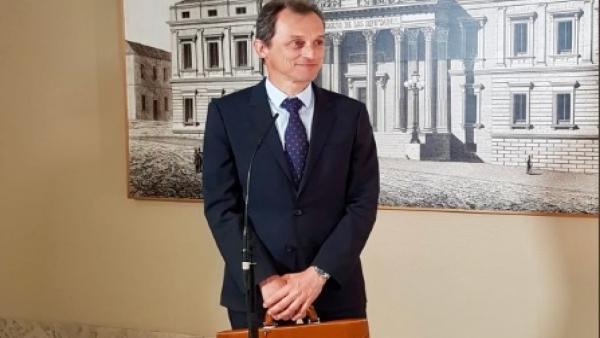 El ministro en funciones de Ciencia, Innovación y Universidades, Pedro Duque, en una imagen de archivo