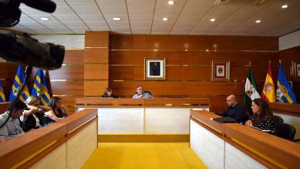 El Ayuntamiento de Alhaurín de la Torre aprueba más de 660.000 euros para reparaciones de daños por la gota fría
