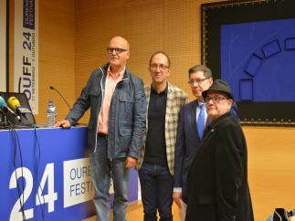 El Festival Internacional de Cine de Ourense arranca este viernes 27 de septiembre.