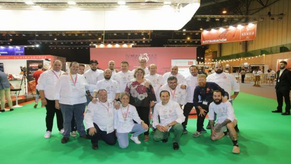 Empresas granadinas participan en 'Andalucía Sabor'