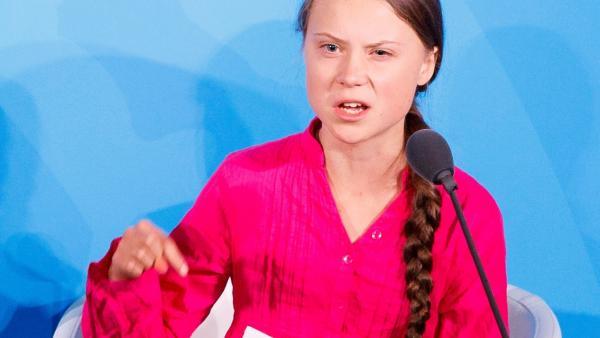 Duro discurso de Greta Thunberg en la Cumbre Climática