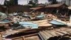 7 muertos y 57 heridos en el derrumbe de un colegio en Nairobi